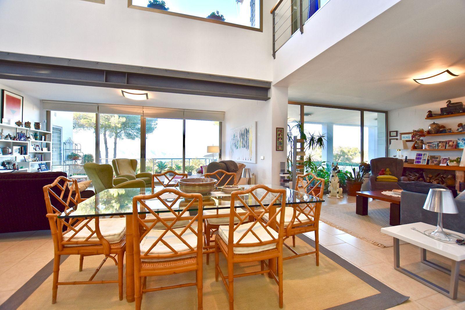 Villa te koop met uitzicht op zee in de Portichol de Javea - Costa Blanca Norte