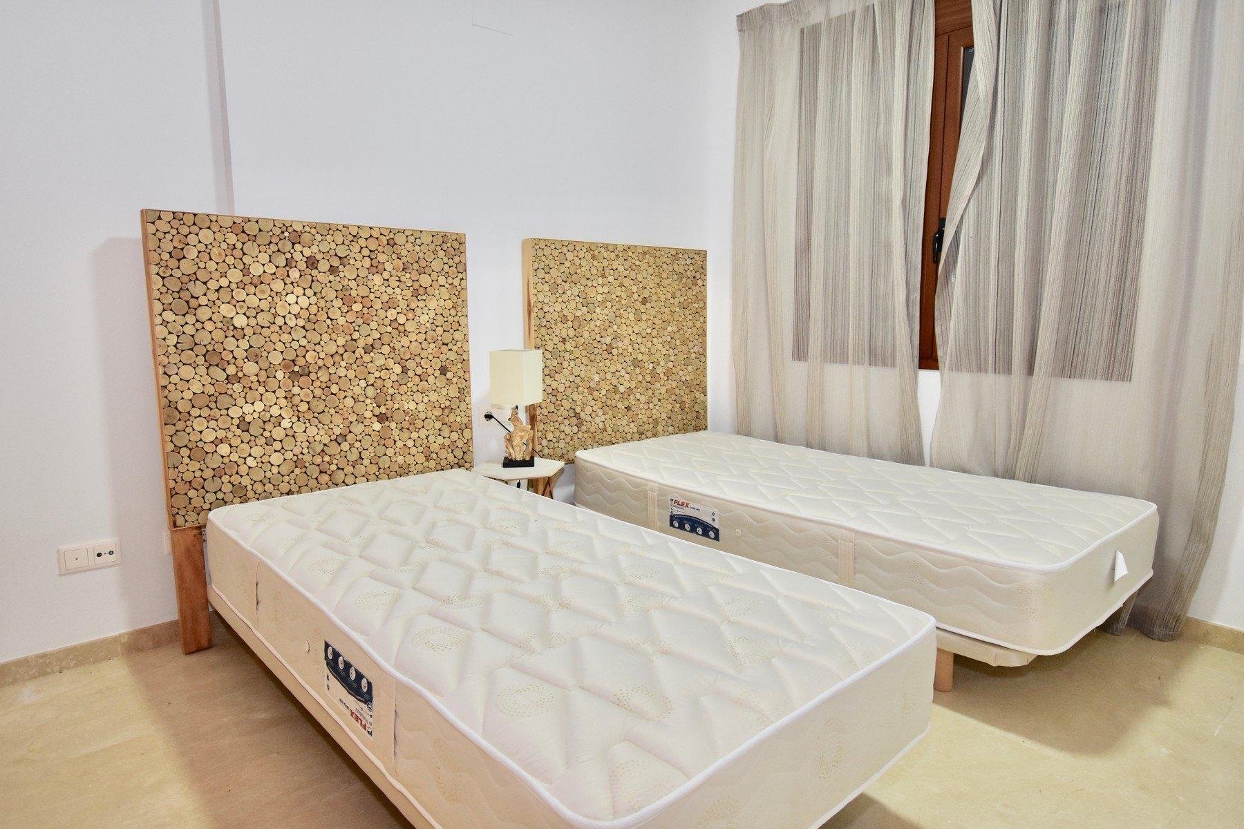 Prachtig appartement met 2 slaapkamers in verstedelijking Jardines de Montemar in Moraira - Costa Blanca