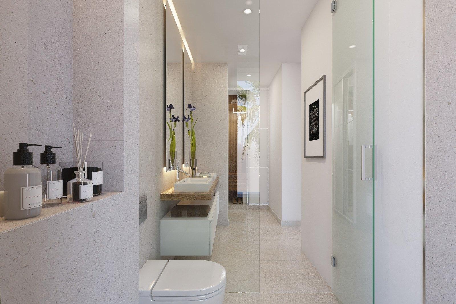 Moderne stijl luxe villa te koop in Sierra Cortina - Benidorm