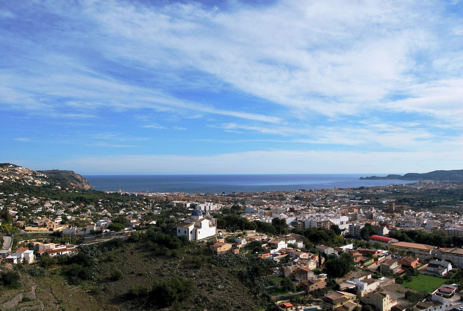 Nieuwbouw promotie te koop in de haven van Javea - Costa Blanca