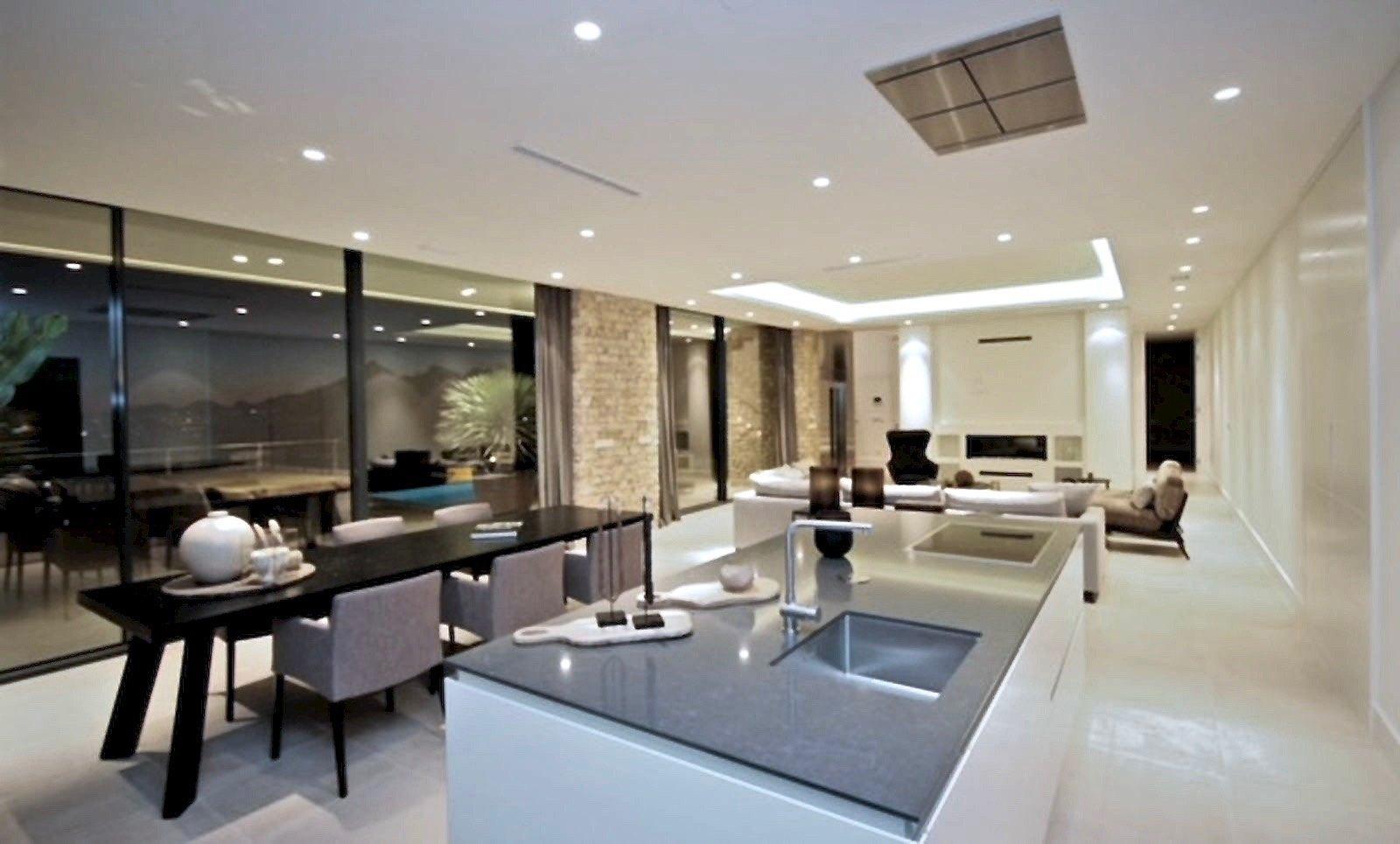 Nieuwe moderne Oba Villa te koop in Altea - Costa Blanca