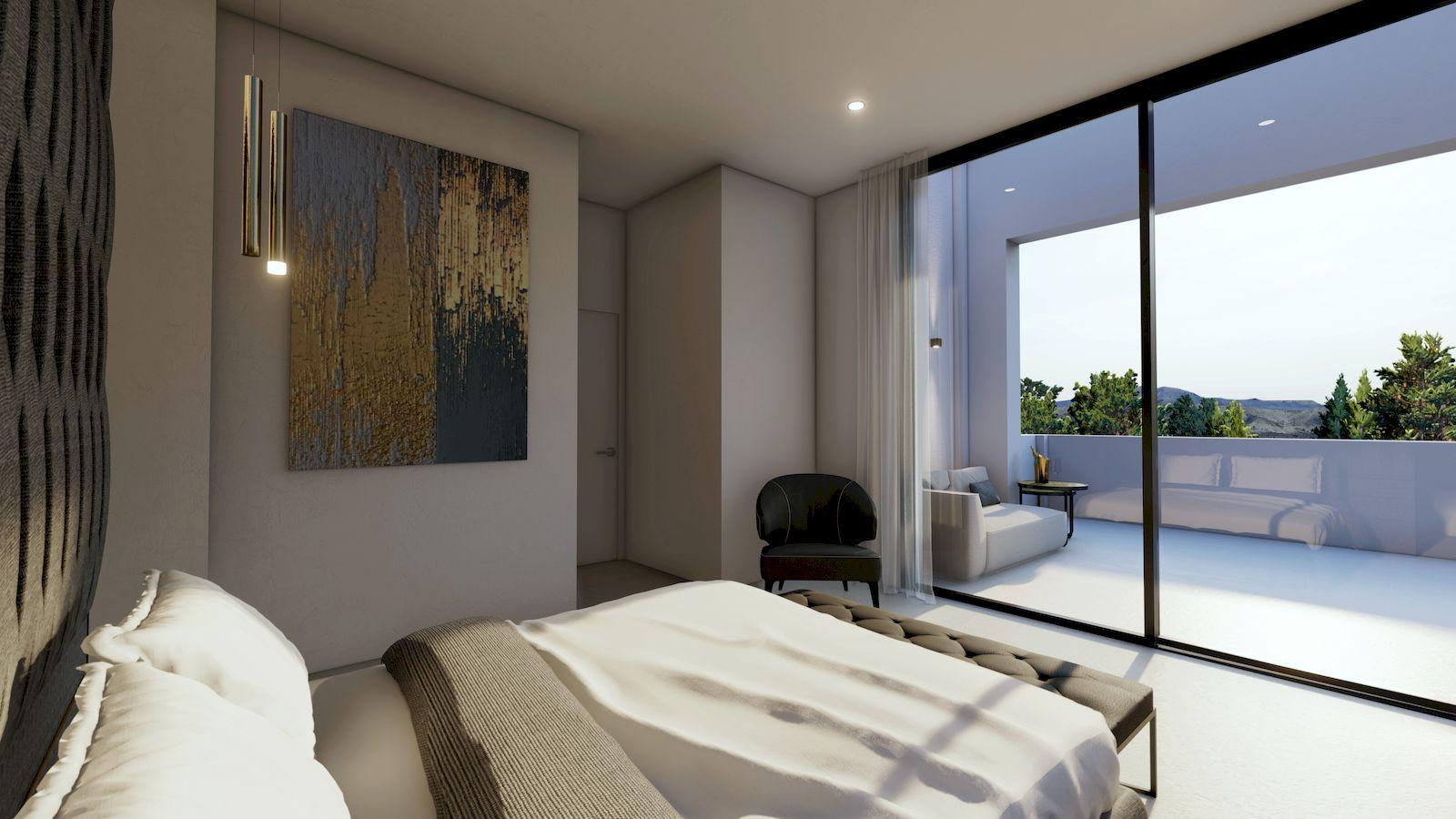 Moderne nieuwbouw villa te koop in Benissa - Costa Blanca