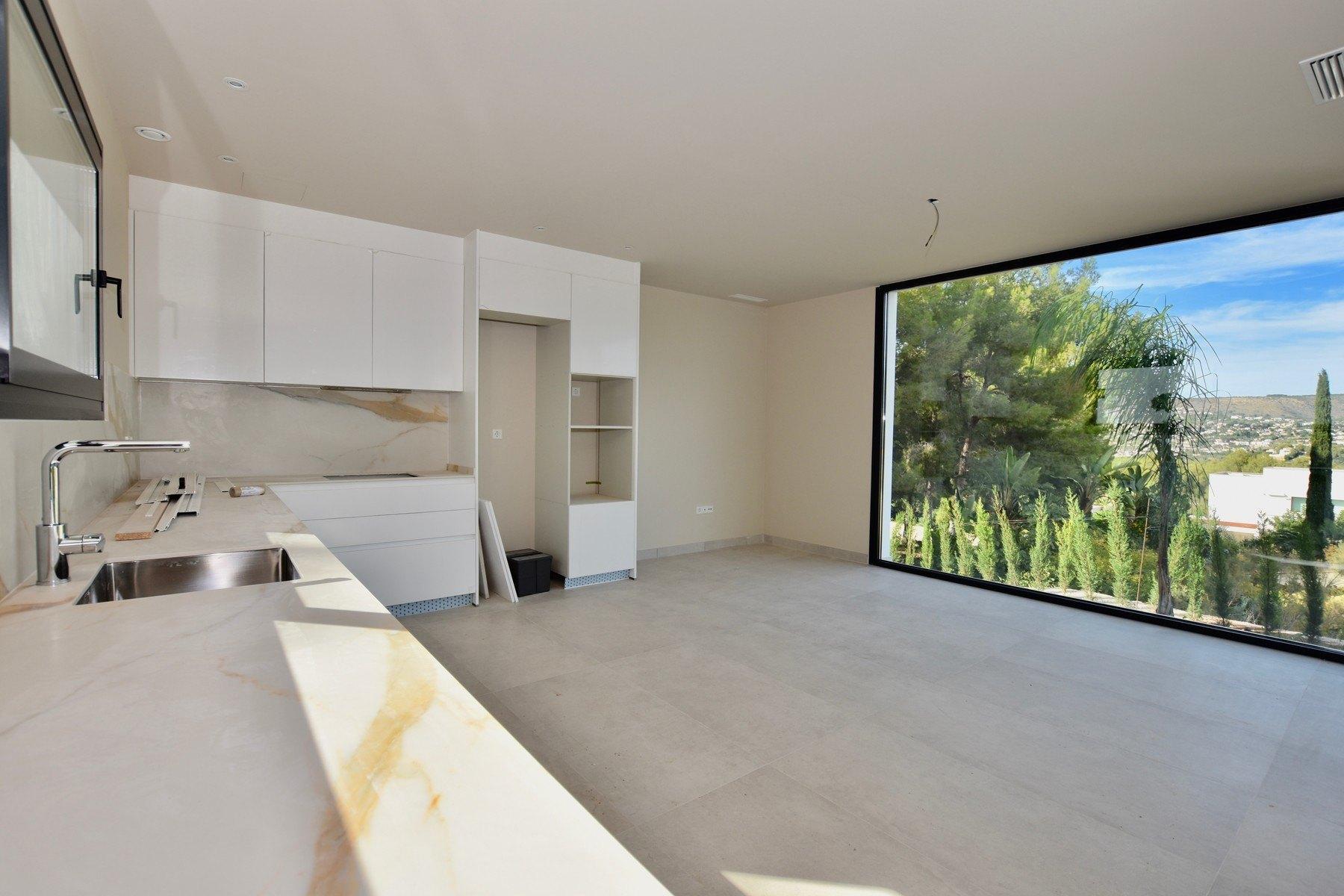 Nieuwbouw Villa te koop in Javea - Costa Blanca